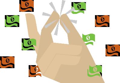 Savings in a snap